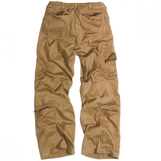 Surplus Infantry Cargo Trousers Coyote