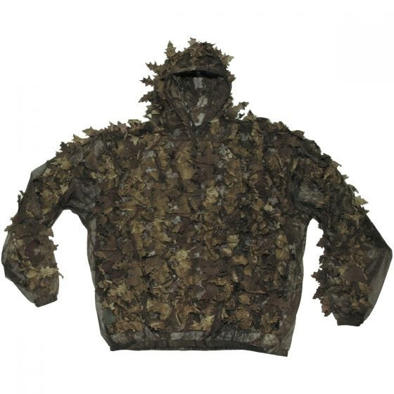 """MFH Camo Suit """"Leaves"""" Hunter Brown"""