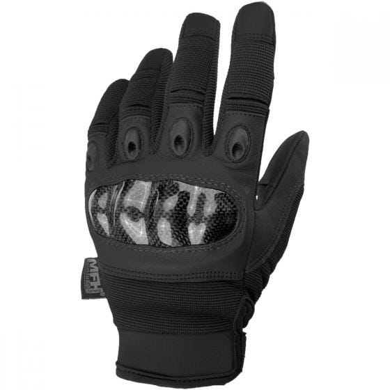 MFH Mission Tactical Gloves Black