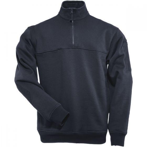 5.11 1/4 Zip Job Shirt Fire Navy