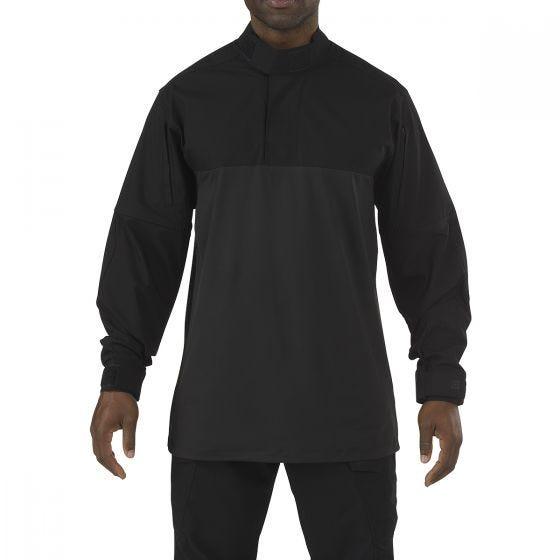 5.11 Stryke TDU Rapid Shirt Long Sleeve Black