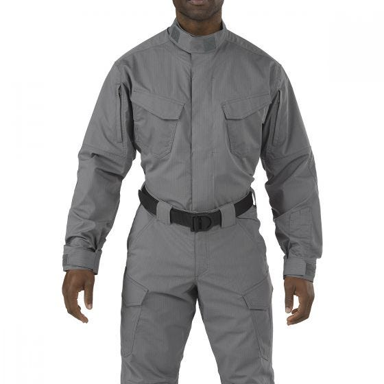 5.11 Stryke TDU Shirt Long Sleeve Storm