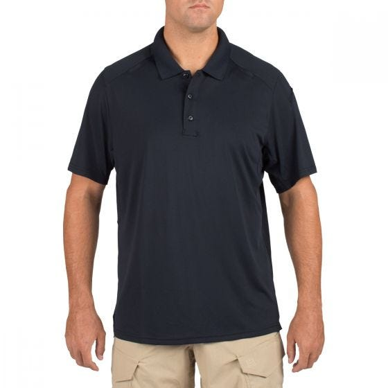 5.11 Helios Polo Short Sleeve Dark Navy