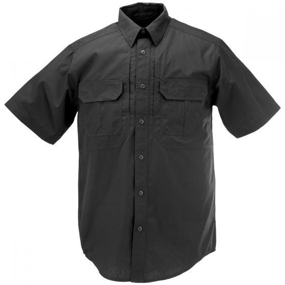5.11 Taclite Pro Shirt Short Sleeve Black