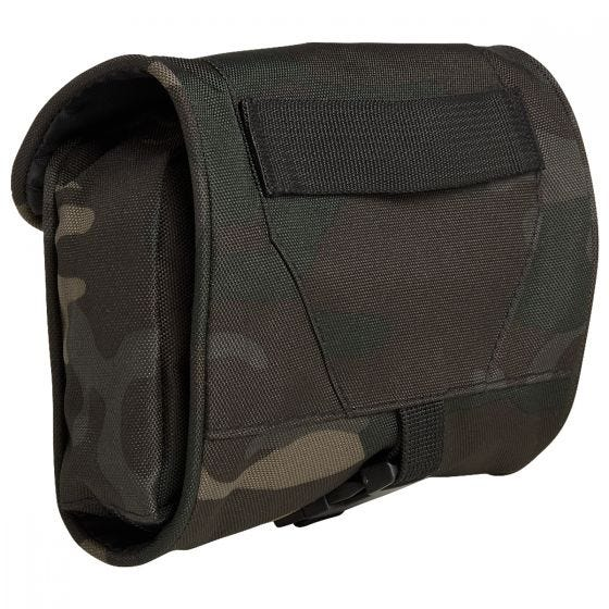 Brandit Toiletry Bag Medium Dark Camo