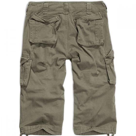 Brandit Urban Legend 3/4 Shorts Olive