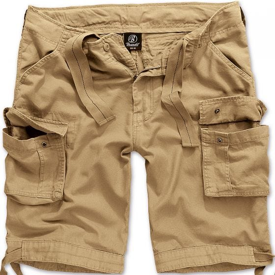 Brandit Urban Legend Shorts Beige