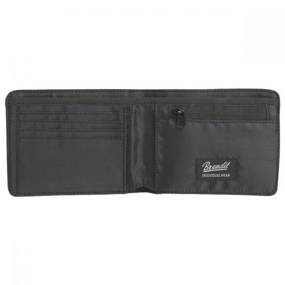 Brandit Wallet Four Black