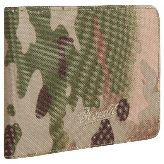 Brandit Wallet Four Tactical Camo