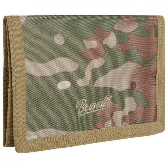 Brandit Wallet Three Tactical Camo