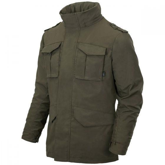 Helikon Covert M-65 Jacket Taiga Green