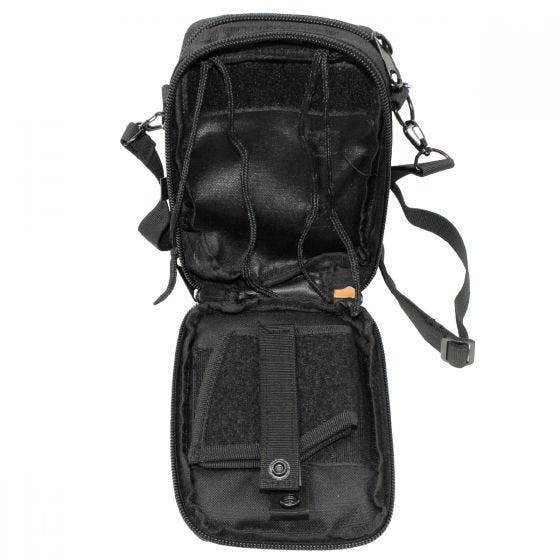 Security Shoulder Bag Black