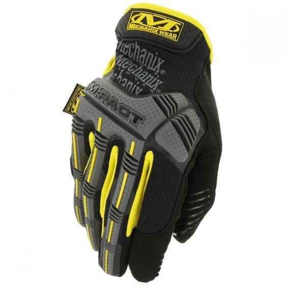 Mechanix Wear M-Pact Gloves Yellow