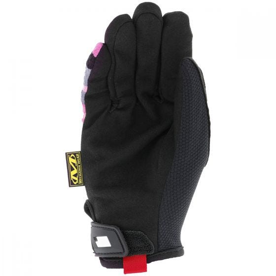 Mechanix Wear Women's Original Gloves Pink Camo