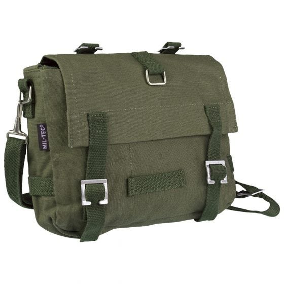 Mil-Tec Shoulder Bread Bag Olive