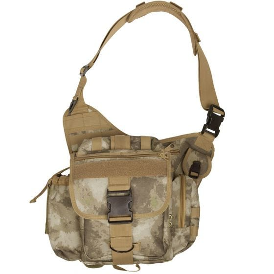 Mil-Tec Single Strap Side Pack MIL-TACS AU