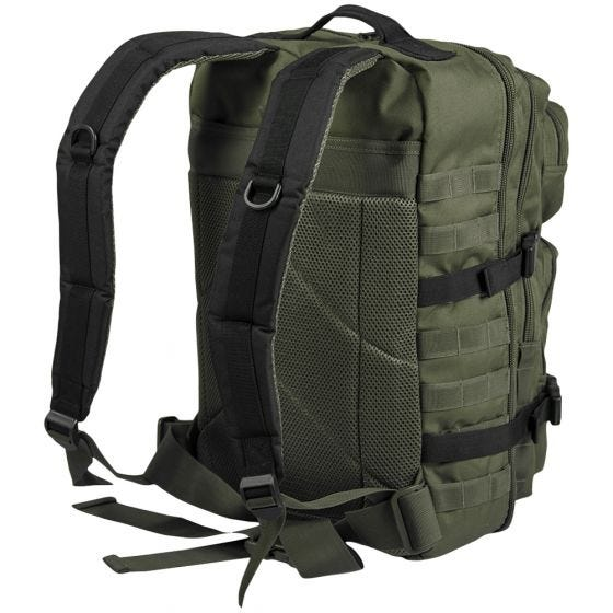 Mil-Tec US Assault Pack Large Ranger Green/Black