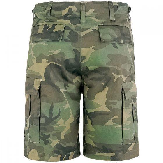 Brandit US Ranger Shorts Woodland