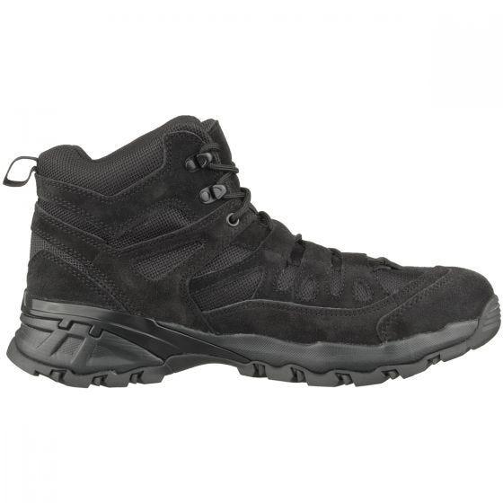 Brandit Outdoor Trail Mid Cut Boots Black