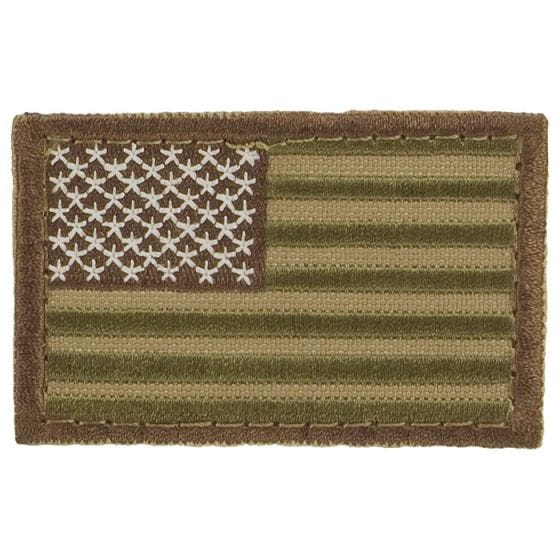 Condor USA Flag Patch MultiCam
