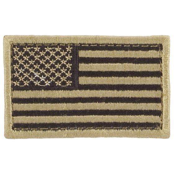 Condor USA Flag Patch Tan
