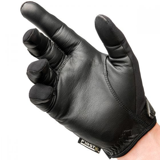 First Tactical Men's Medium Duty Glove Black