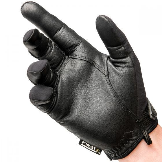 First Tactical Men's Medium Duty Padded Glove Black