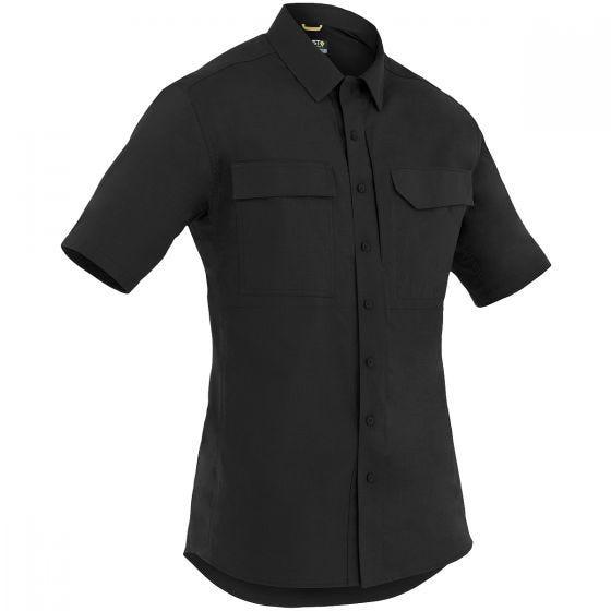 First Tactical Men's Specialist Short Sleeve Tactical Shirt Black