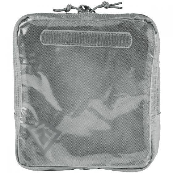 First Tactical Tactix 9x10 Velcro Pouch Asphalt