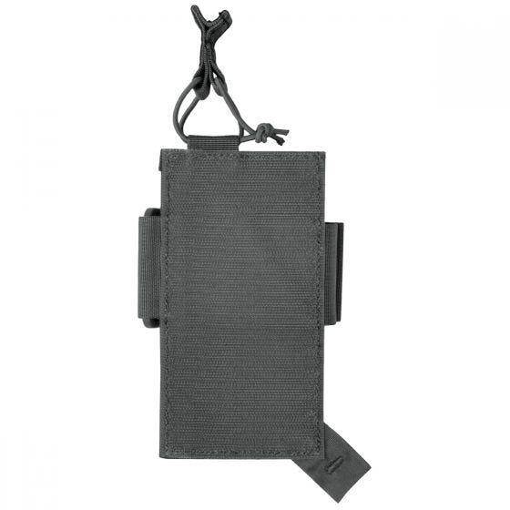 Helikon Inverted Pistol Holder Insert Cordura Shadow Grey