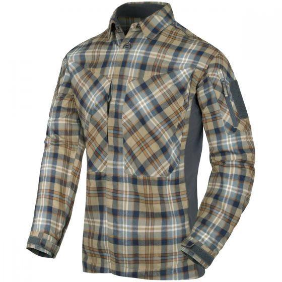 Helikon MBDU Flannel Shirt Ginger Plaid