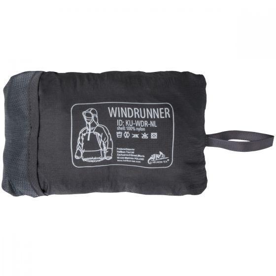 Helikon Windrunner Windshirt Black