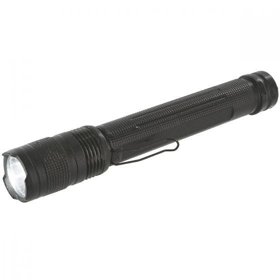 Highlander 3W Aluminium Ops LED Torch Black