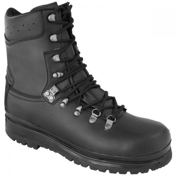 Highlander Elite Forces Boots Black