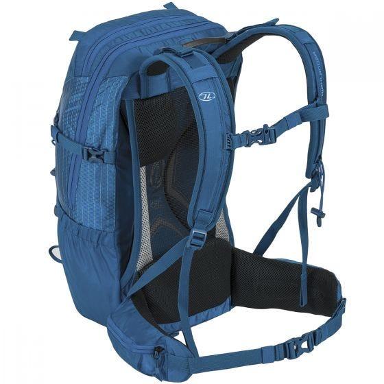 Highlander Summit 25L Backpack Marine Blue
