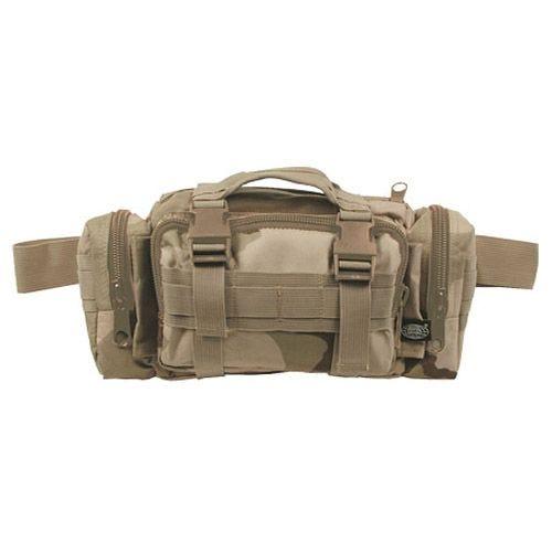 MFH Waist and Shoulder Bag 3-Desert