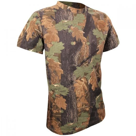 Jack Pyke T-Shirt Short Sleeve English Oak