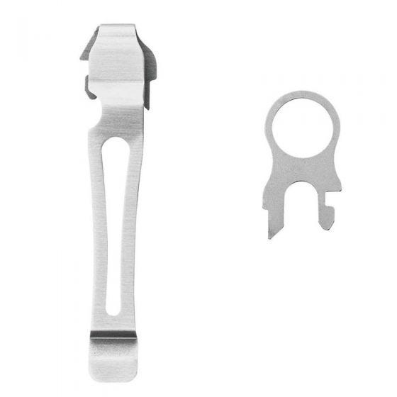 Leatherman Lanyard Ring & Pocket Clip Set