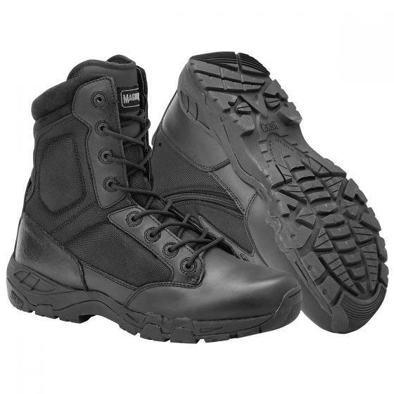 Magnum Viper Pro 8.0 Side Zip Boots Black