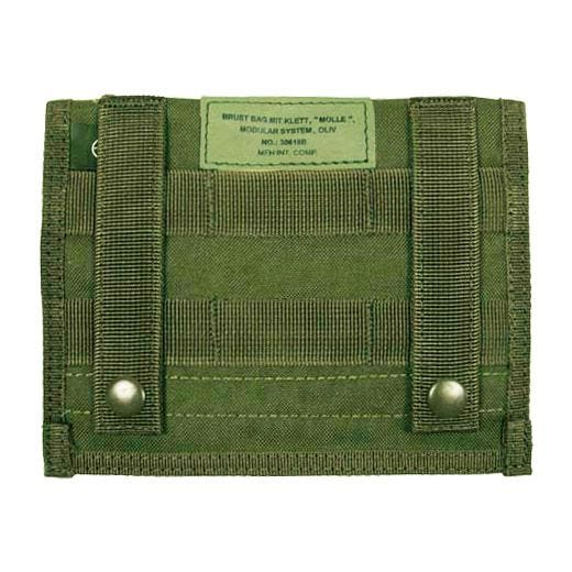 MFH Admin Pouch MOLLE Olive