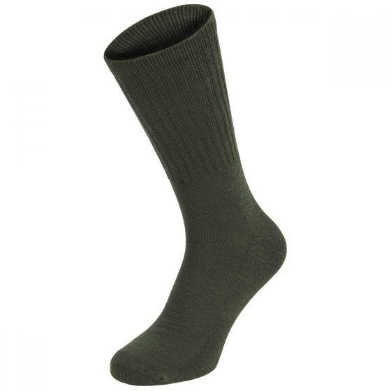 MFH Army Socks (3 pack) Olive