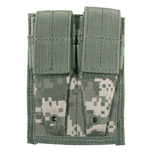 MFH Double 9mm Magazine Pouch Small MOLLE ACU Digital