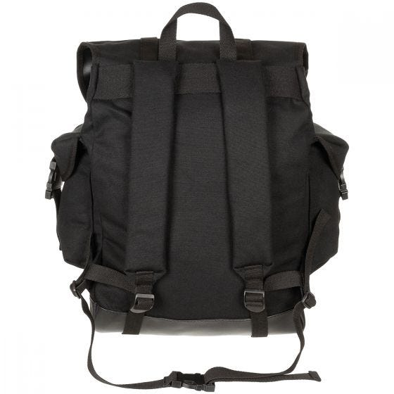 MFH German Army Mountain Rucksack Black