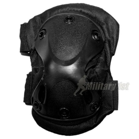 MFH Knee Pads Defence Black
