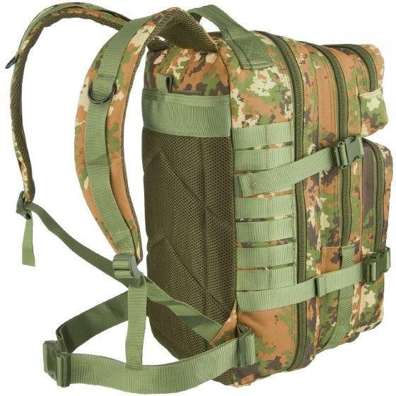 MFH Backpack Assault I Vegetato Woodland