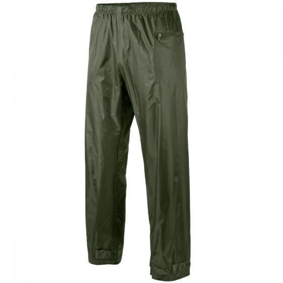 MFH Rain Pants OD Green