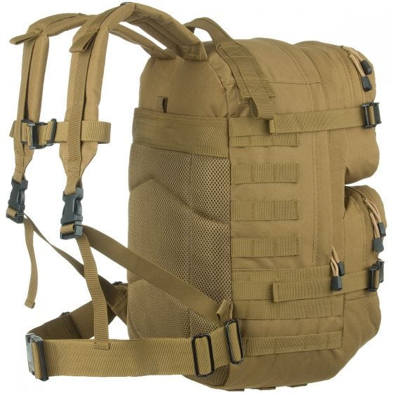 MFH Backpack Assault II Coyote Tan
