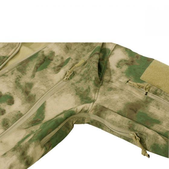 MFH Scorpion Soft Shell Jacket HDT Camo FG