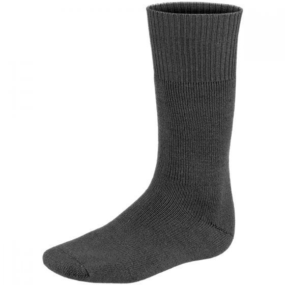 MFH Extra Warm Socks Long Grey