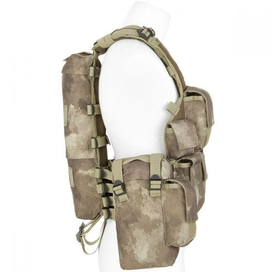 MFH South African Assault Vest HDT Camo AU